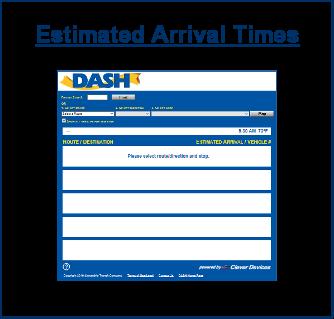 DASH   Tracker